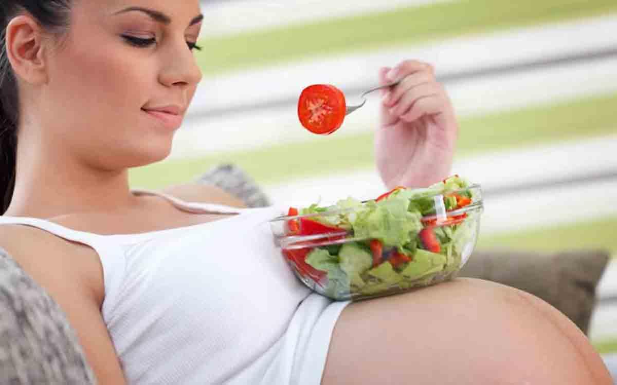 Сбалансированная диета беременных