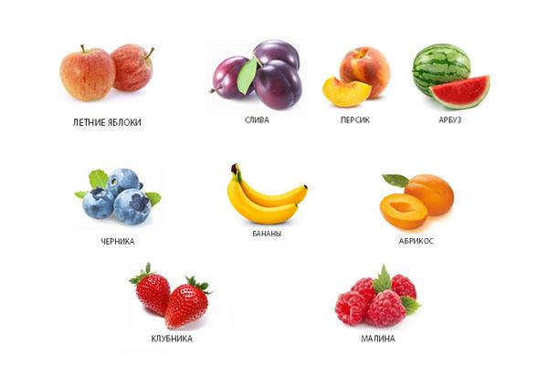 Какие фрукты можно есть после удаления желчного пузыря
