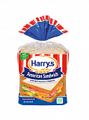 Хлеб Harry's American Sandwich белый 470г
