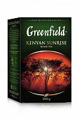 Чай GREENFIELD Kenyan Sunrise 200гр