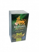 Чай Richard Royal Green 25шт