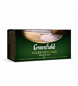 Чай GREENFIELD Milky Oolong 25пак*2г