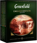 Чай GREENFIELD English Edition 100пак*2г