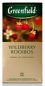 Чай GREENFIELD Wildberry Rooibos 25пак*1,5г