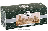 Чай Ahmad Tea Earl Grey черный 25пак*2г