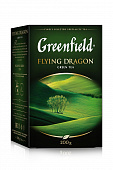 Чай GREENFIELD Flying Dragon зеленый 200г